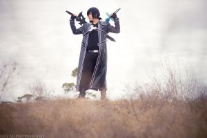 Sword Art Online : Kirito Saga by stillreflection