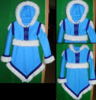 Katara Costume Revised by supermutts