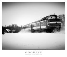 Goodbye by amathal