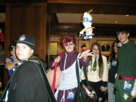 Epic Gaara moment by LeonKSpiderKitty