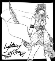 Lightning by Vonki-Diego