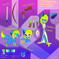 RPG REFERENCE Dewni T. Springster 3.0 2014 OUTDATE by CyanStorm