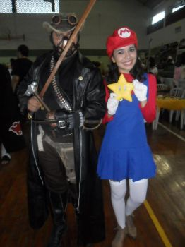 Mario - Cosplay by Taborda-chan