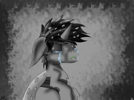 Sad Aweling by infernal69
