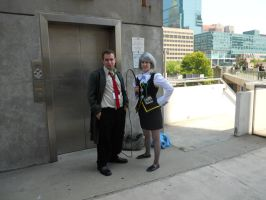 Otakon 2011: Ace Attorney by LusheetaLaputa