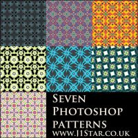 PS Pattern pack 1 by J1Star