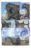 Godzilla Rulers of Earth issue 4 - page 4 by KaijuSamurai