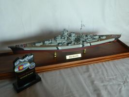 DKM Bismarck and Award by Kingtiger2101