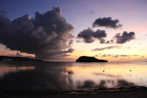 Missing the skies of Guam 2 by peregrination