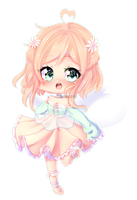 AT:: Little fairy by haru-cchii