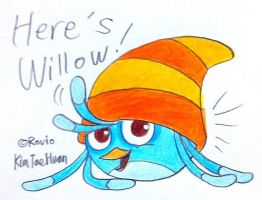 Here's Willow! by komi114