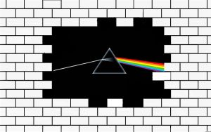 Pink Floyd The Wall by JohnCookART