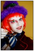 Mad Hatter Portrait by Doubtful-Della