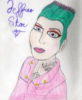 Jeffree Star by thed3vilssmile
