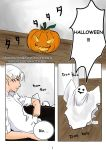 Special Chapter: The Halloween Outfit ~ page 1 by sayuri94watanabe