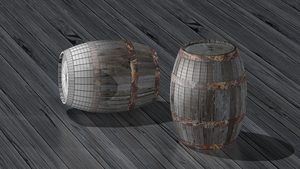 The Barrels by De4thPr00f