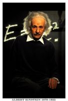 Einstein by Artwork-Production