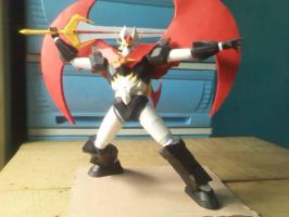 Mazinkaiser Papercraft by MarcGo26