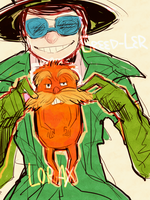 the LORAX by dust6