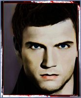 Nick Carter - He's Taking Off by codexii