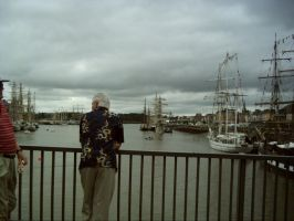 Tall ships festival 2005. III by Cu-Chullain
