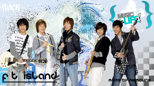 F.T Island Wallpaper by MiAmoure