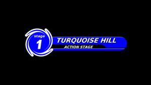 Sonic Adventure Zone Title - Turquoise Hill by Sonicguru
