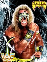 Ultimate Warrior Promo by deviantfafnir