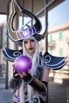 Syndra~The Dark Sovereign by LordSchiffer