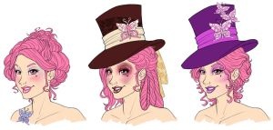 PE - Papillon's Makeover by AmyClark