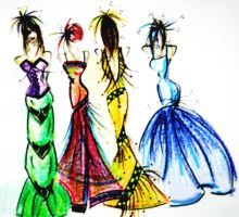 Costumes by Manies