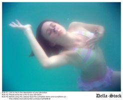 Fraulein Underwater.2 by Della-Stock
