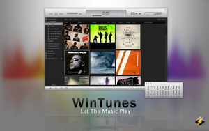 Wintunes for Winamp by sunkotora