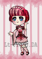 OPEN Licorice Chibi Adoptable by Lt-Frogg