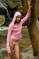 Tara - pink hood 3 by wildplaces