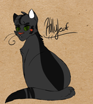 Hollyleaf by Starry-Prince