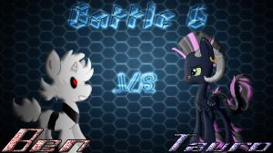 Pony Kombat New Blood 4 Round 1, Battle 6 by Macgrubor