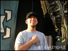 Mike Rock am Ring by ChazyChaz