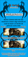 Tutorial Borde de Pelicula SR by SaMuRaiRed