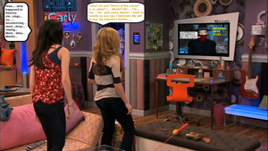 Icarly: Imust Obey by ninjaW