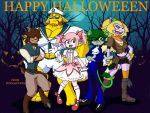 Happy Halloween by Penn92Evans