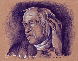 Old Man Salieri by tavington