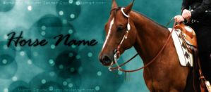 Western Horse Pic by EquideDesigns