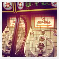Skeeball by Tithos