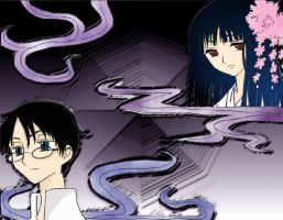 xxxHolic: All You Wanted by Lady-Mad-Hatter