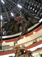 The Dragon in the shopping center 3 by Su58