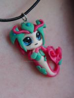 Koi Nami charm - League of Legends by Terrorwolf666