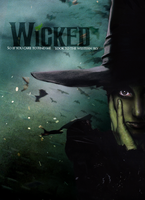 WICKED Movie Poster by LamourDanimer