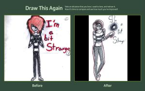 Draw This Again contest by XHell-Bent-BeautyX