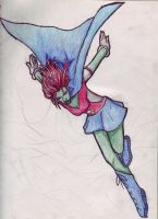 Miss Martian by Prota-Girl